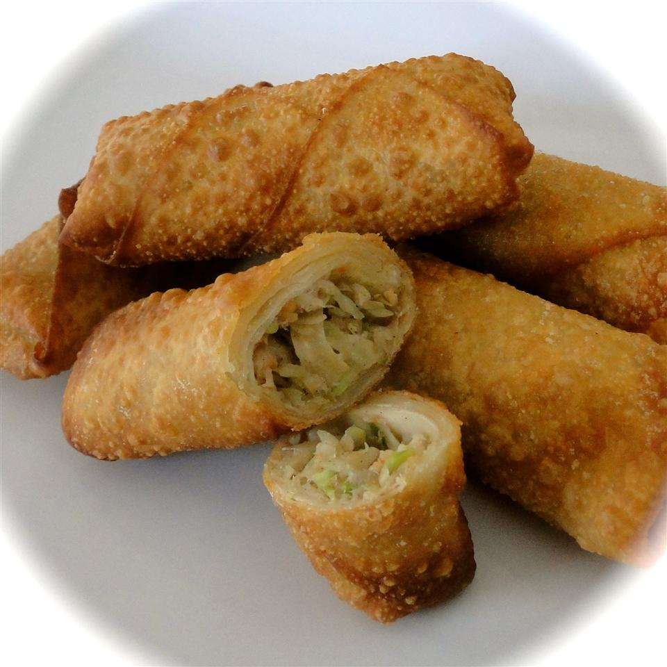 Jan's Simple and Tasty Egg Rolls SHORECOOK