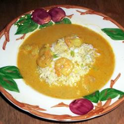Curried Shrimp Bisque Childofchaos