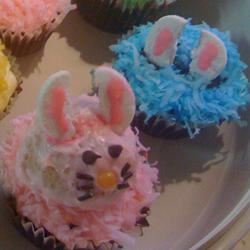 Easter Surprise Cupcakes AnnMarie