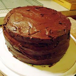 Swiss Chocolate Cake Diana