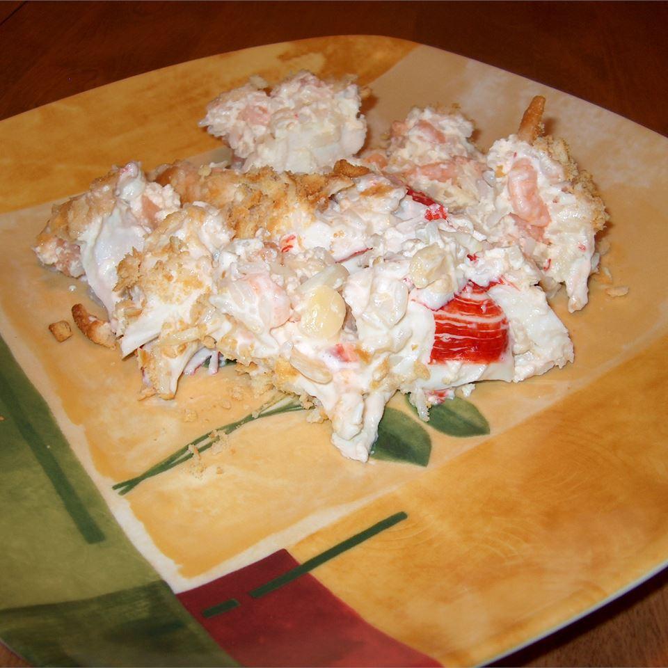 Shrimp and Crab Casserole Dave W.