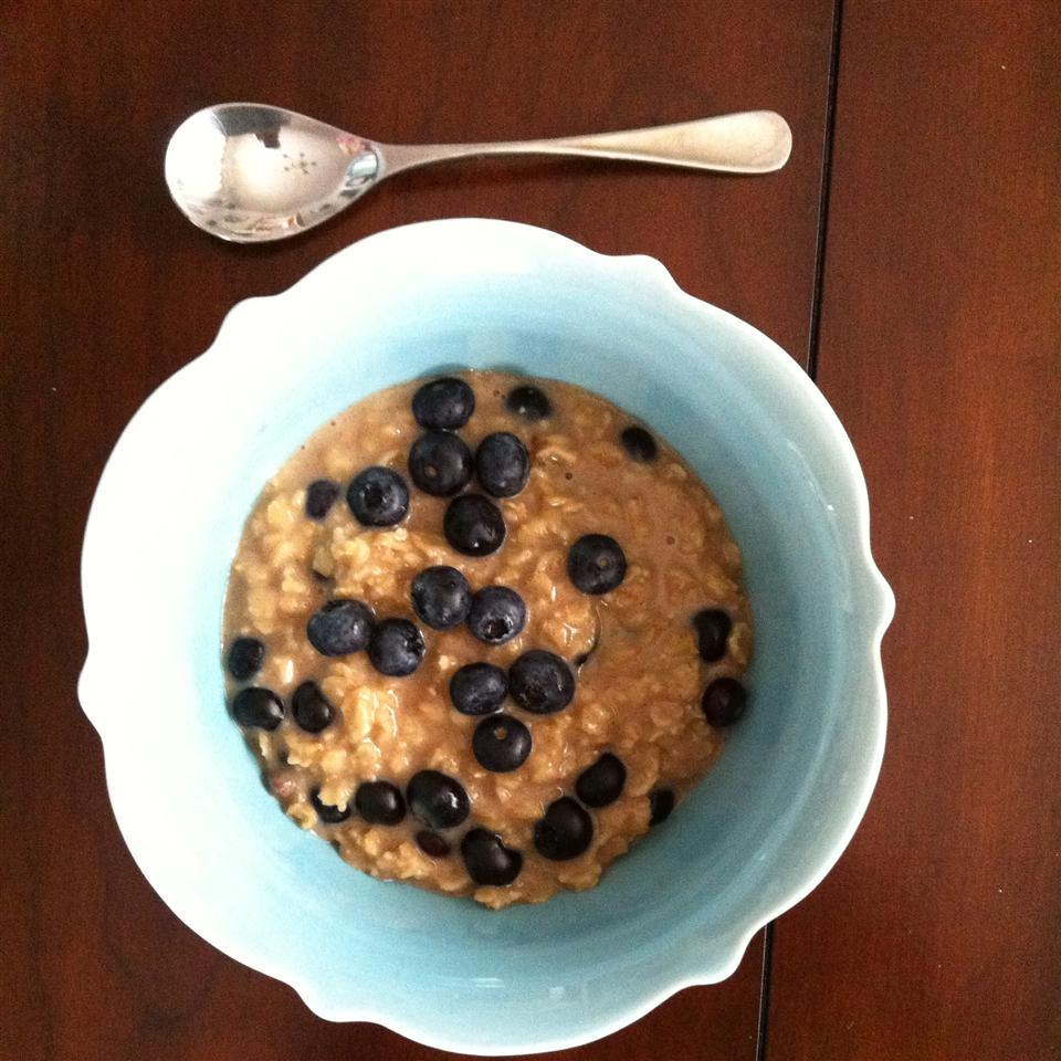 Blueberry Oatmeal veronika