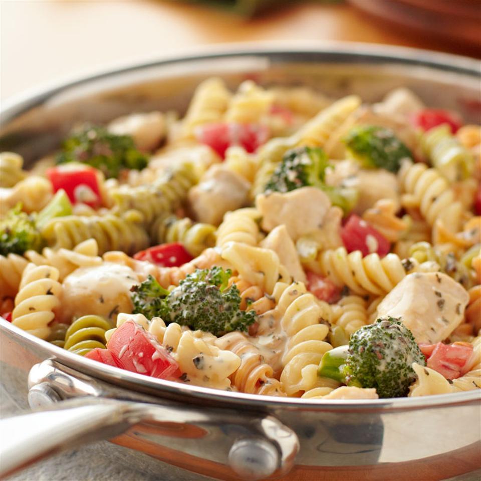 VELVEETA® Easy Chicken Primavera Trusted Brands