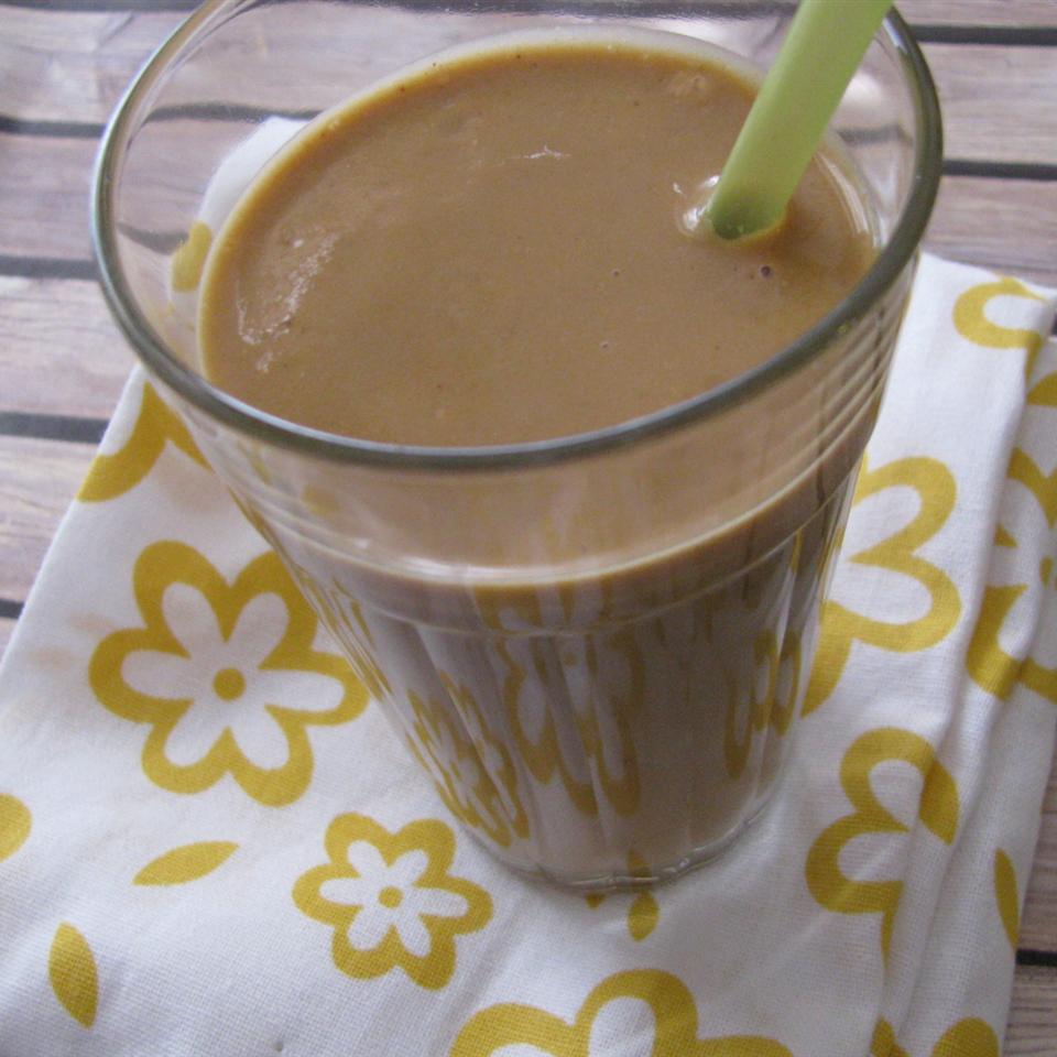 Pumpkin Spice Protein Drink