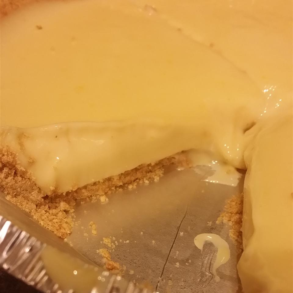 1-2-3 Lemon Icebox Pie