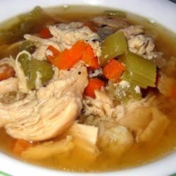Mother-in-law Chicken Soup Manda