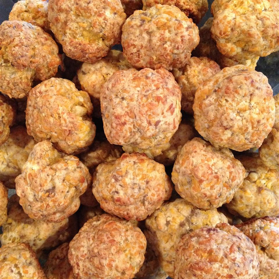Sausage-Cheese Balls Chalone