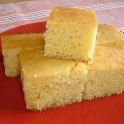Golden Sweet Cornbread Fit&Healthy Mom