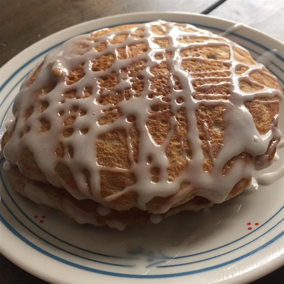Cinnamon Griddle Cakes NotBettyCrocker