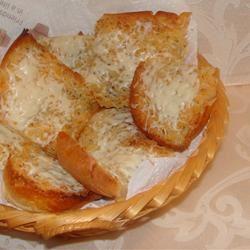 Parmesan Garlic Bread Muffin Mom N Garlic Girl