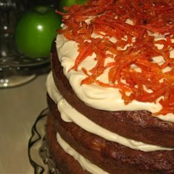 Best Carrot Cake Ever PAMELA D. aPROpos of nothing