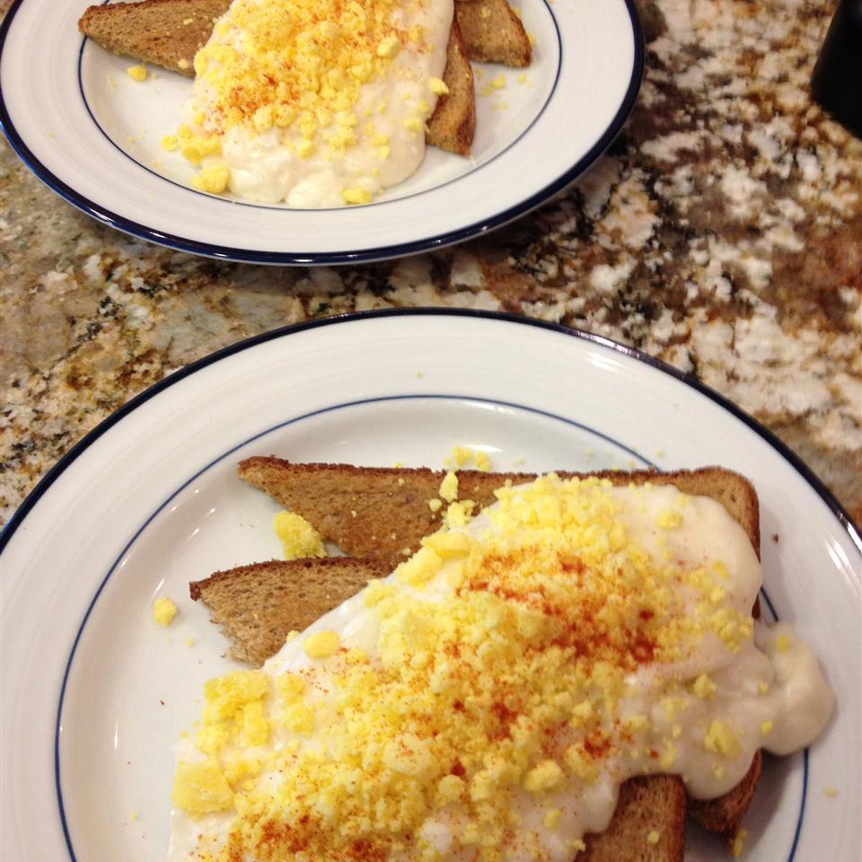 Goldenrod Egg NiftyDishes