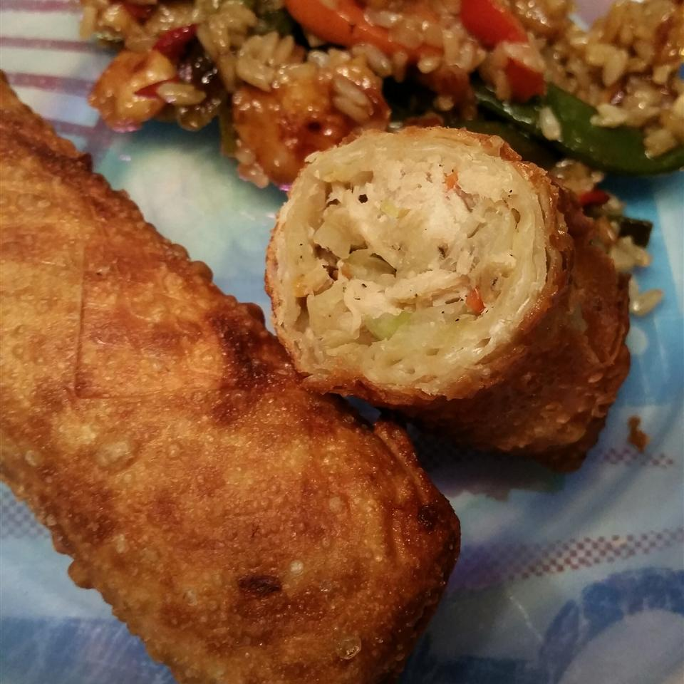 Jan's Simple and Tasty Egg Rolls Sheila LaLonde