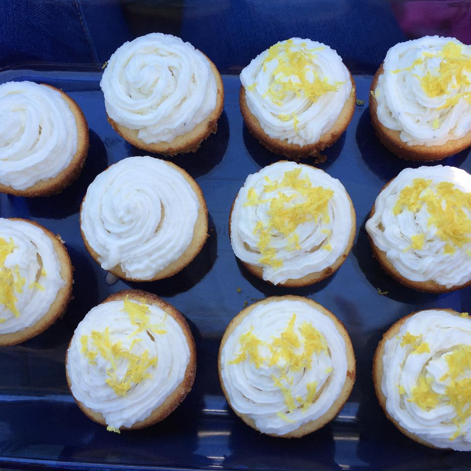 Lemon Cupcakes racohen