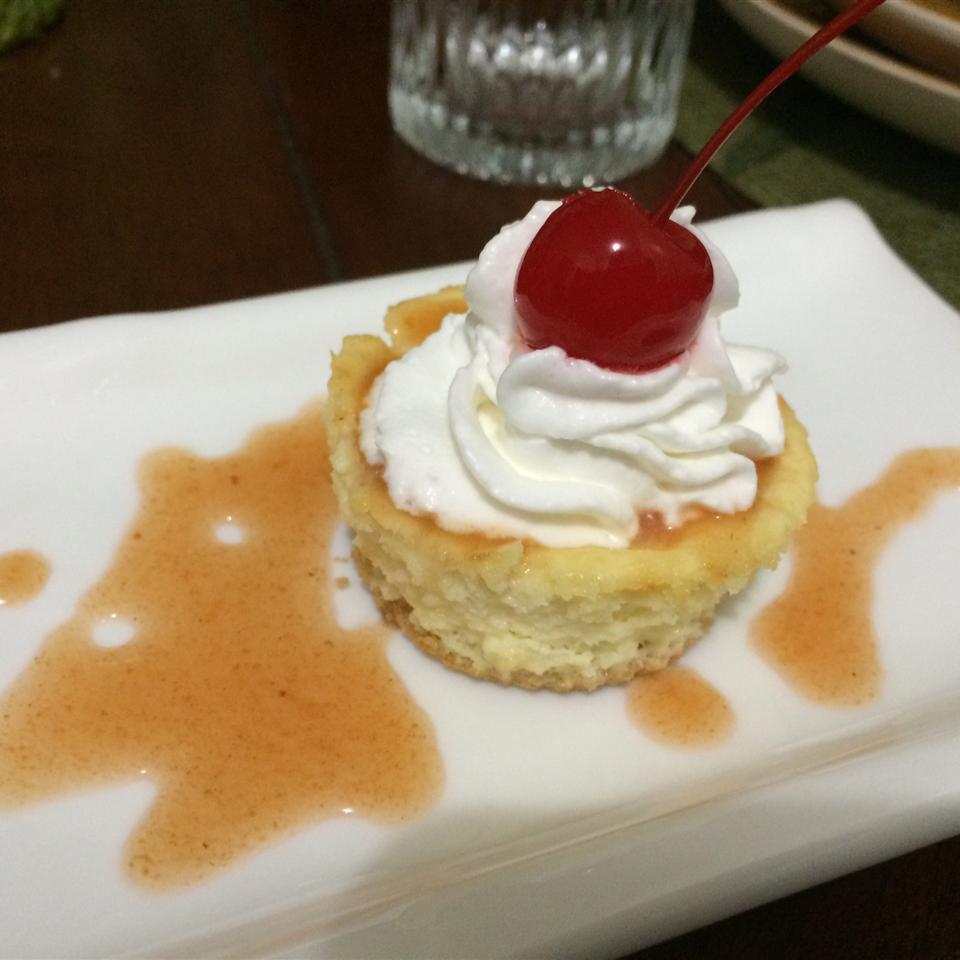 Mini Cheesecakes II