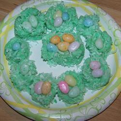 Easter Egg Nests TRIPLEBINKIE