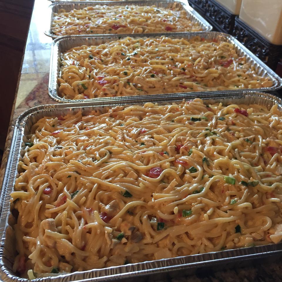 Chicken Spaghetti III Rhonda Kuykendall