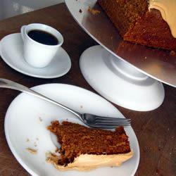 Chocolate Mocha Cake I foodaholic