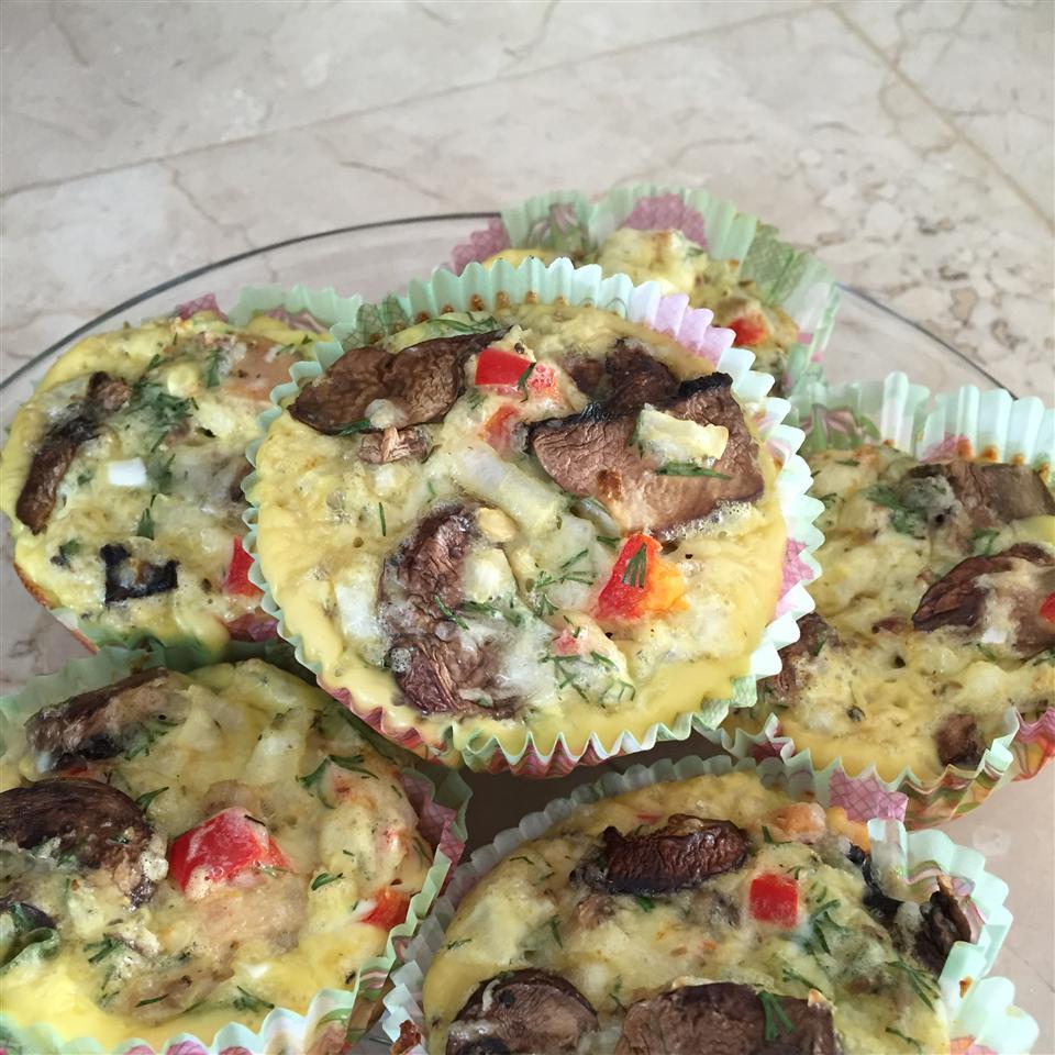 Paleo Omelet Muffins Jane