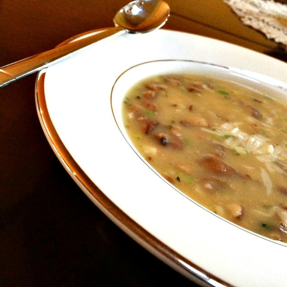 Potato Cheese Calico Soup