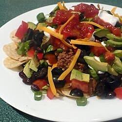 taco nachos recipe