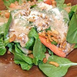 Nonna's Tuscan Salad Dressing Scotdog