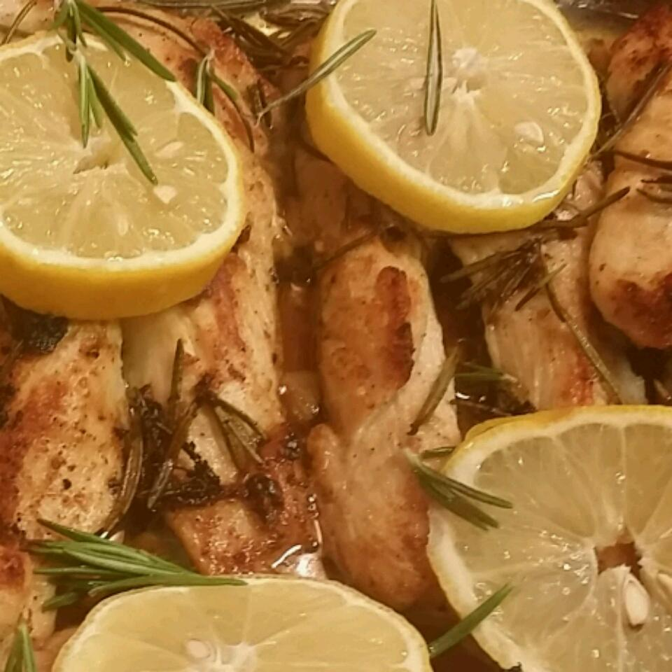 Rosemary Lemon Grilled Chicken Natifa Sabah Darden
