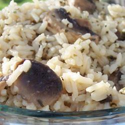 Byrdhouse Mushroom Barley Pilaf pomplemousse