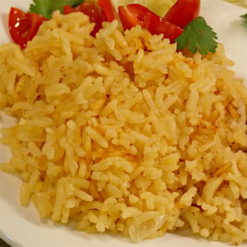 Mexican Tomato-Flavored Rice