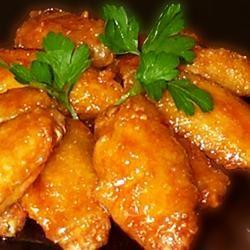 Vietnamese Golden Chicken Wings AGENT CHA-CHA