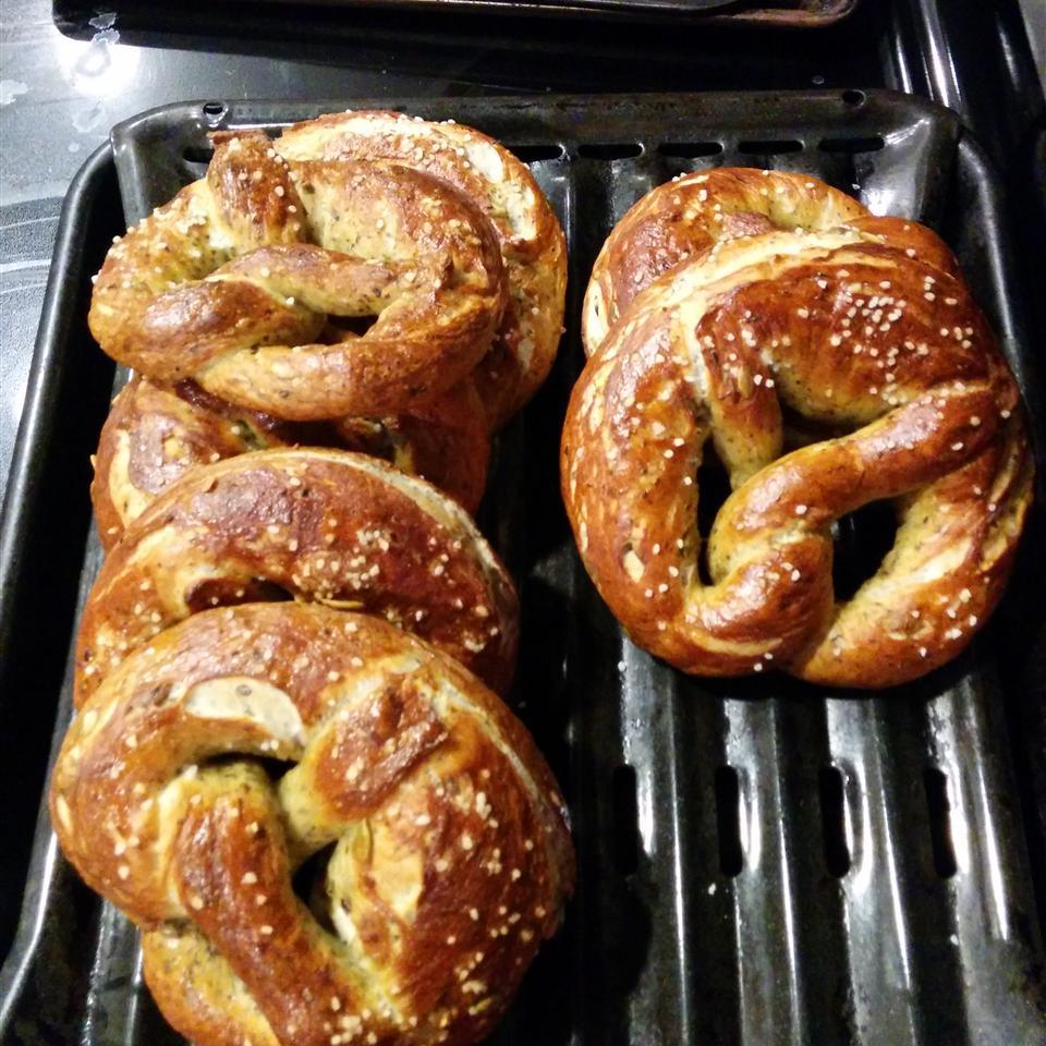 Papa Drexler's Bavarian Pretzels