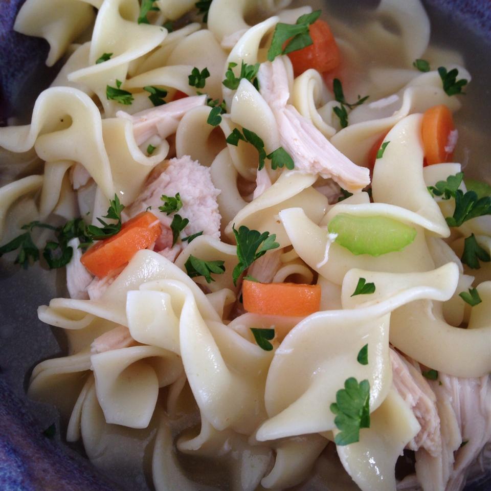 NO YOLKS® Chicken Noodle Soup Magnolia Blossom