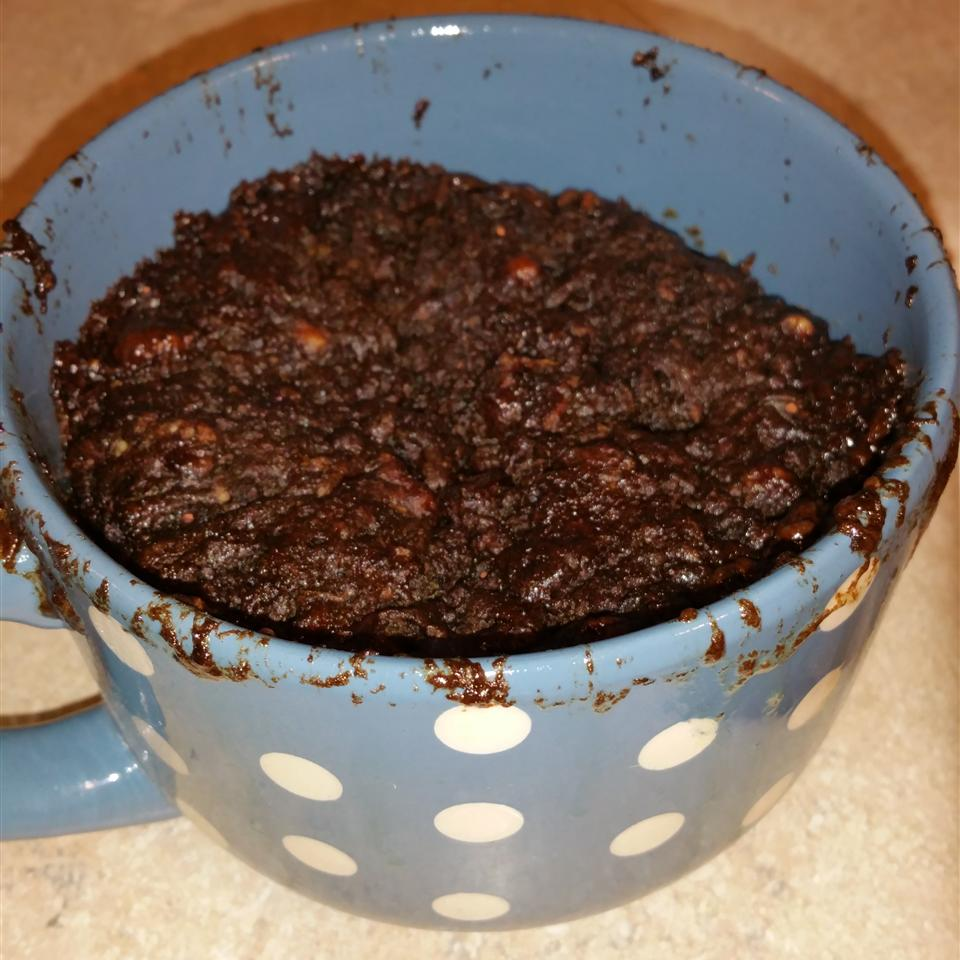 Healthy Chocolate Mug Cake Noah Weisberg