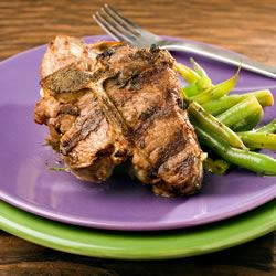 Lemon and Thyme Lamb Chops Allrecipes Trusted Brands