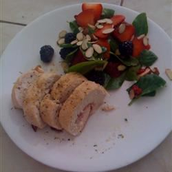 Chicken Cordon Bleu I