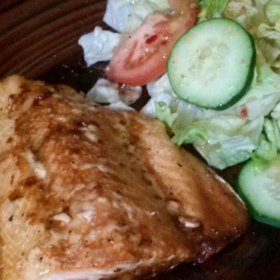 Delicious Salmon Franco Donte