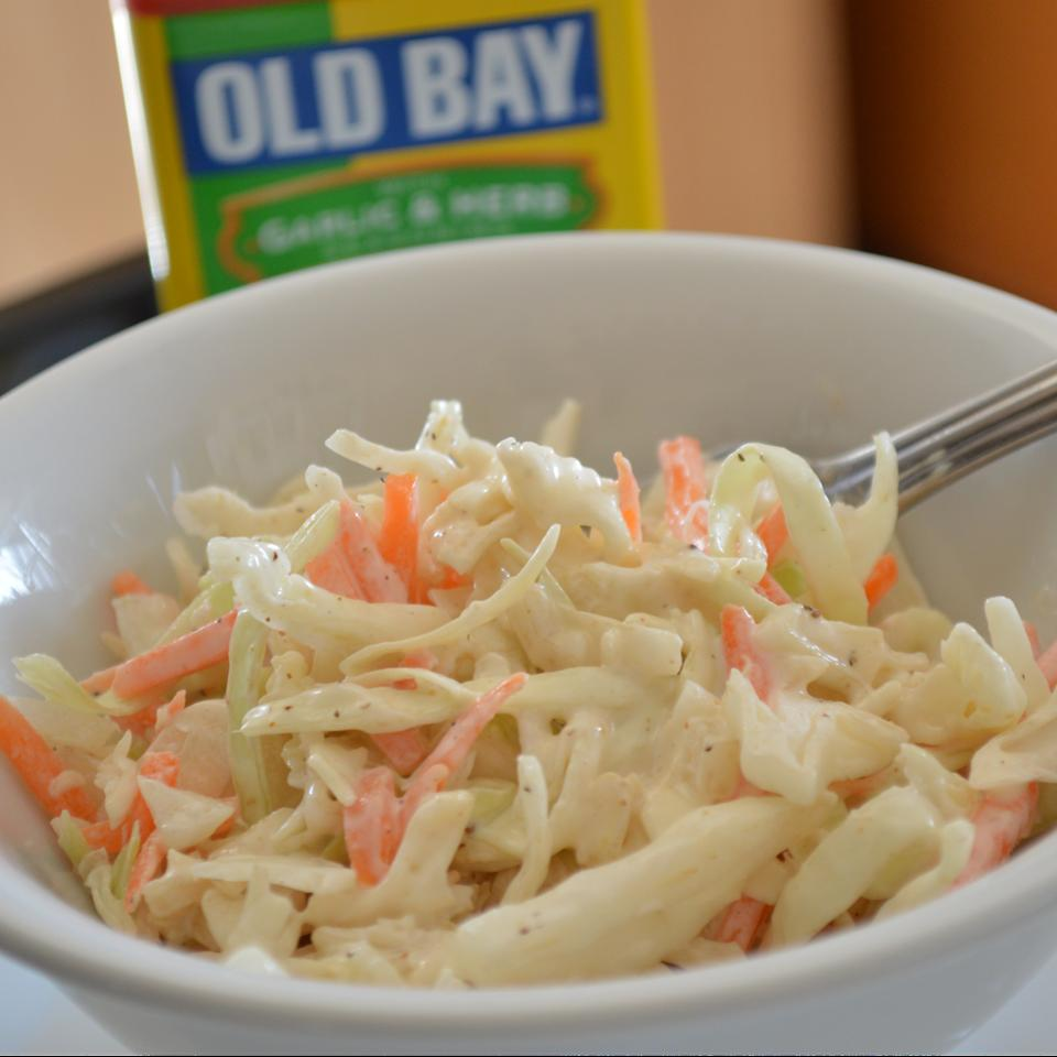 Original Old Bay® Coleslaw Holiday Baker