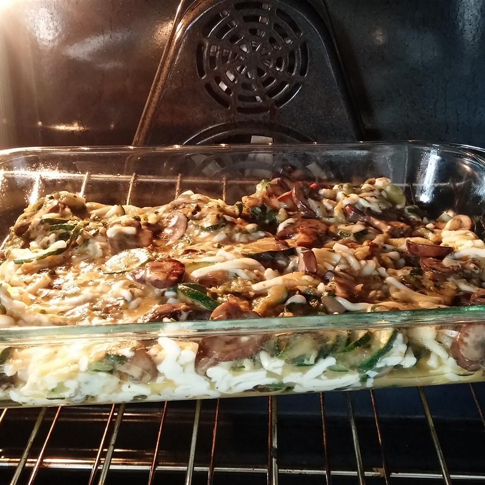 Granny's Italian Zucchini Pie