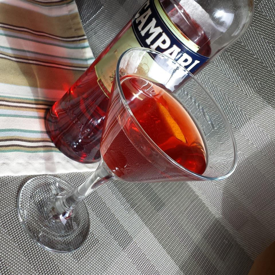 Negroni Dolce Cocktail