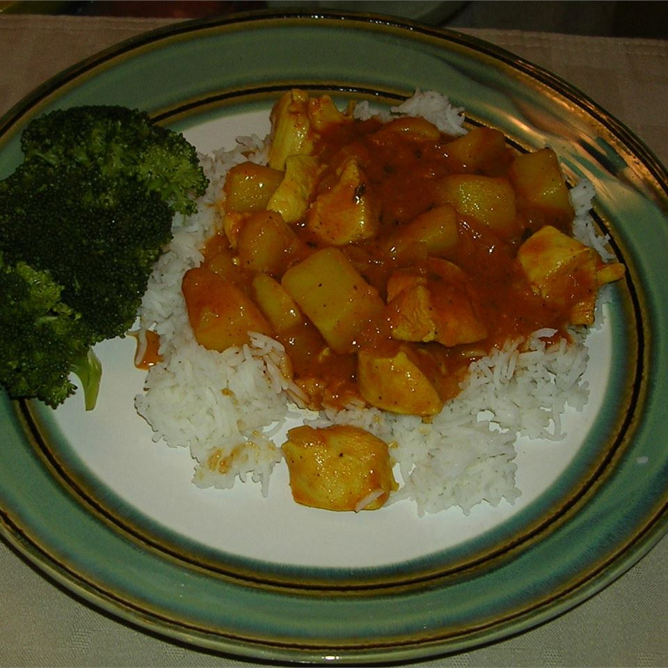 Tomato Curry Chicken TYLOR9