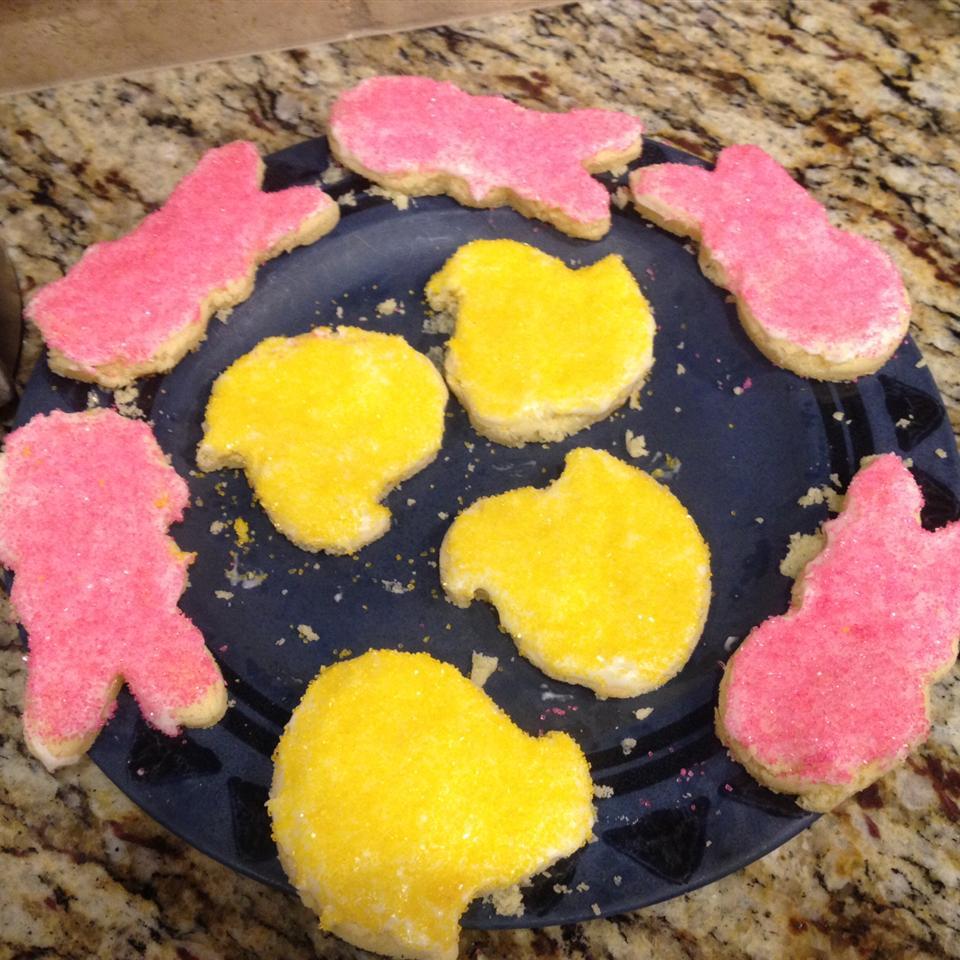 Lemon Butter Cookies Breadpillow