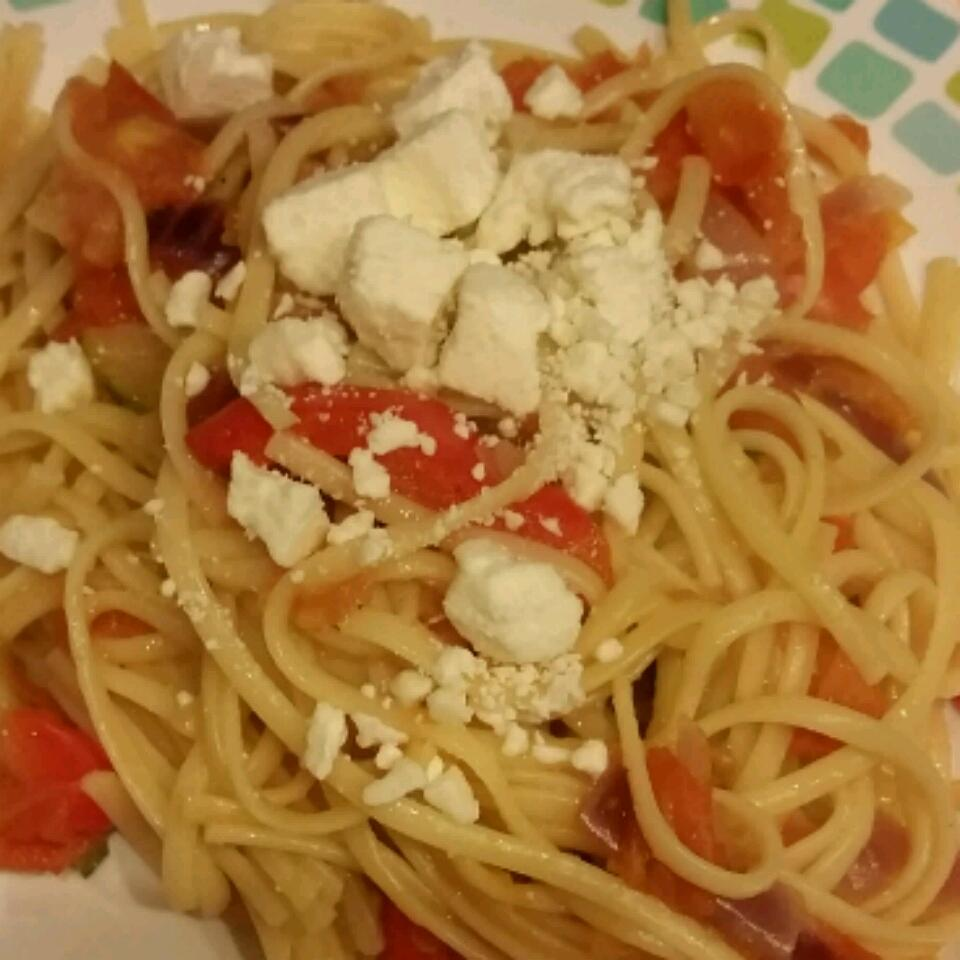 Easy Vegetarian Pasta