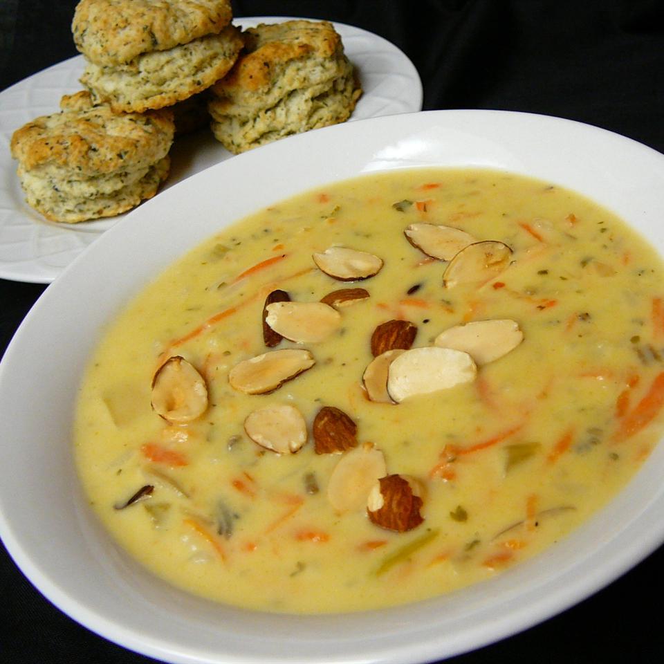 Minnesota Wild Rice Soup chel79