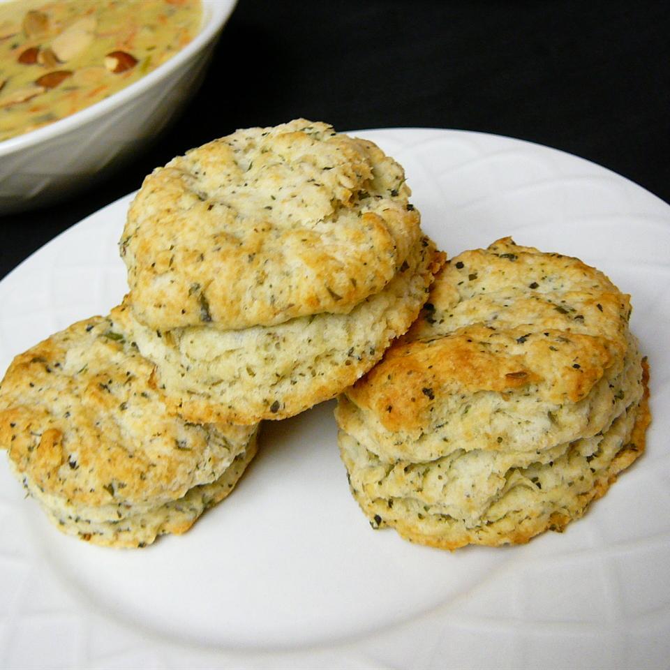 Herb Buttermilk Biscuits