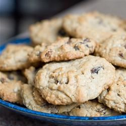 Oatmeal Chocolate Chip Cookies III Janie Mai
