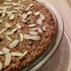 Baked Oatmeal I
