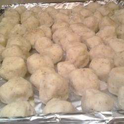 Matzo Balls Chef4Six