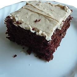 chocolate peanut butter wacky cake recipe