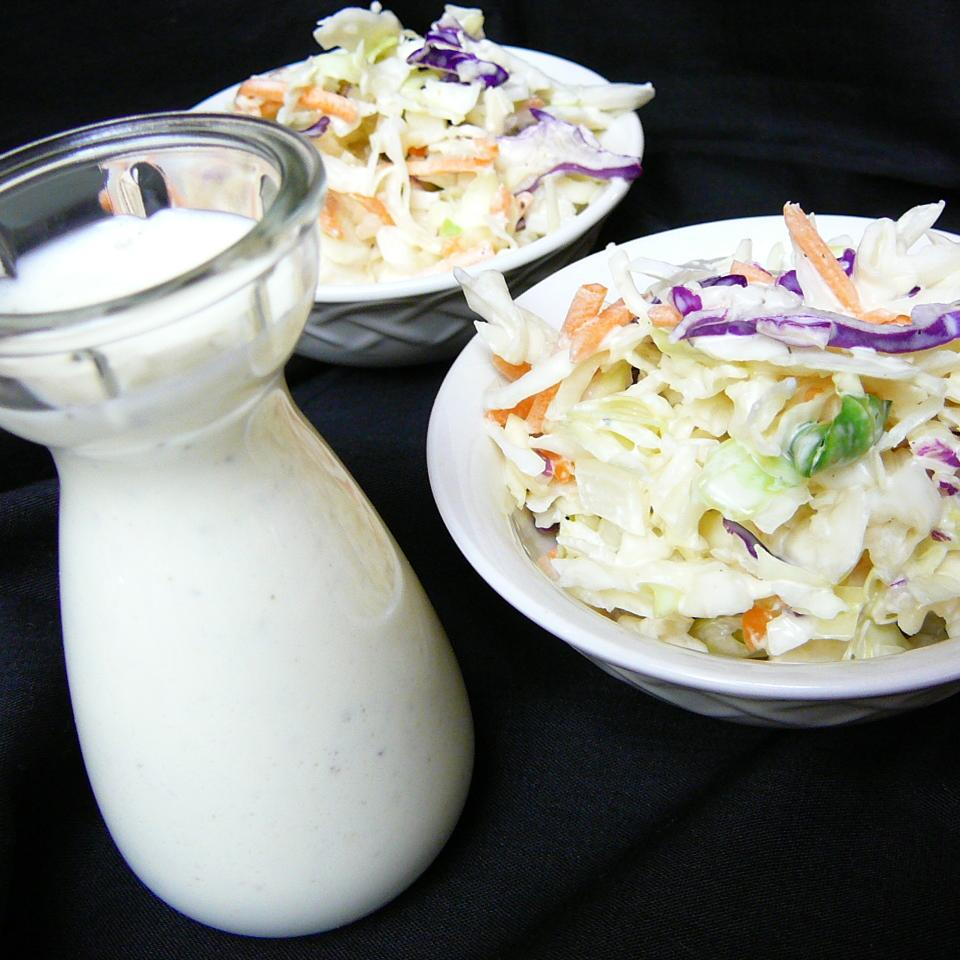Creamy Coleslaw Dressing Molly