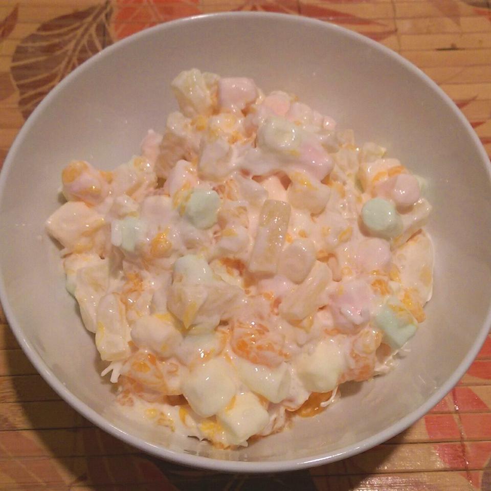 Sarah's Ambrosia Fruit Salad
